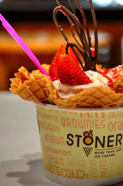 Strawberry Tease | Stoner, Indiranagar
