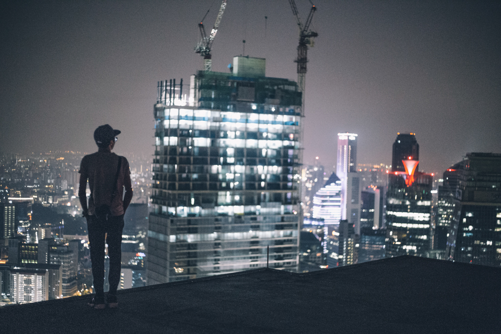 Heights of Singapore by @teenchocolate | © Antonio Poh