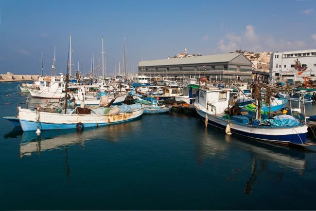 Jaffa Port   © WikiCommons