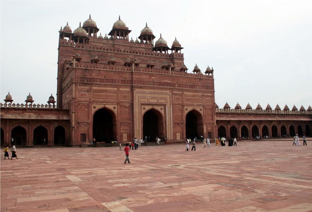 © Jama Masjid/Wikicommons