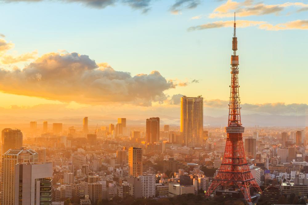 Tokyo © Pigprox/Shutterstock