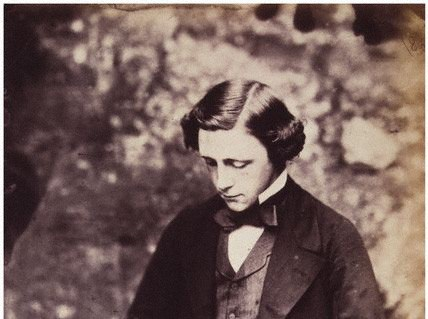 Lewis Carroll by Lewis Carroll (Charles Lutwidge Dodgson)   © S Ray / Wikicommons