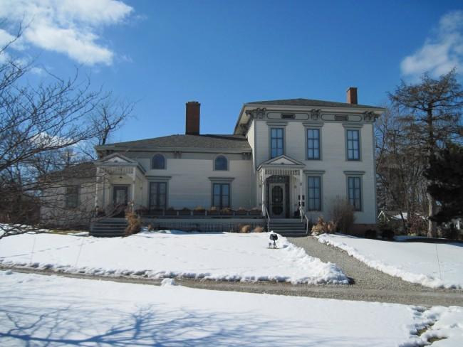 Noble Seymour Crippen House   © Zagalejo/Wikicommons
