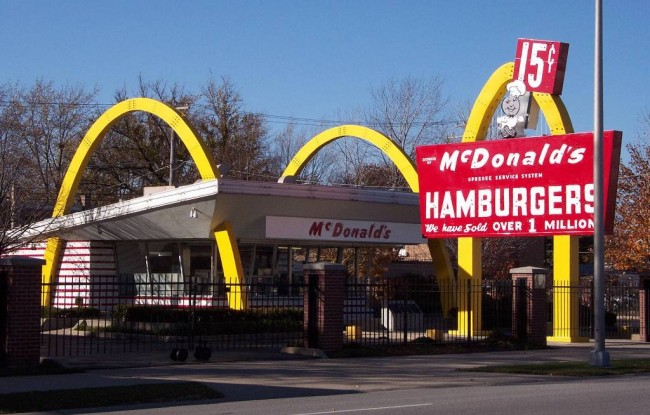 The McDonald's Museum | © Bruce Marlin/Wikicommons