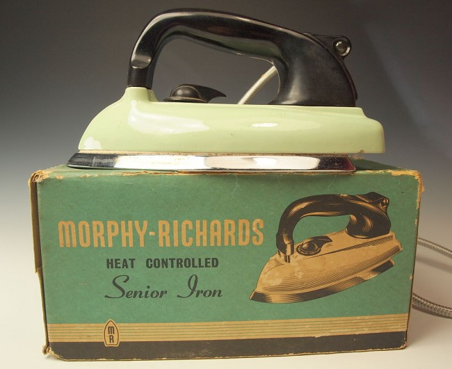 1950s Morphy Richards Iron   © Theroadislong/Wikicommons