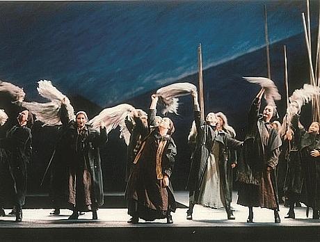 Courtesy of the Israeli Opera