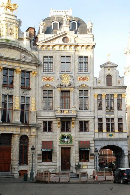 Grand-Place - Maison du Cygne| © WikiCommons
