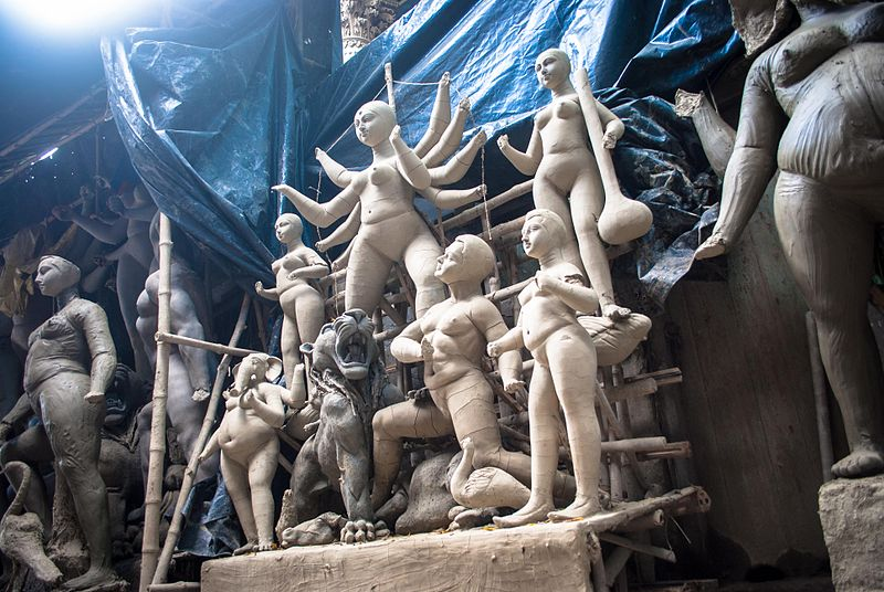 The Godmakers of Kumartuli / ©Sujay25/MediaWiki