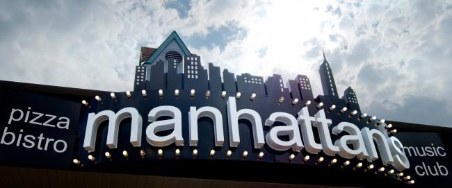 Manhattans