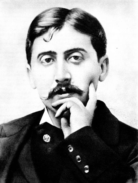 Marcel Proust in 1895|© WikiCommons
