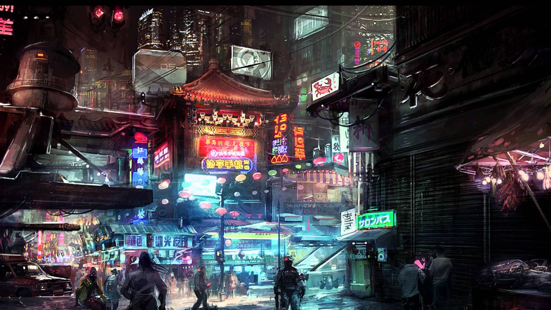 The Best Cyberpunk Anime Masterpieces You Should Watch