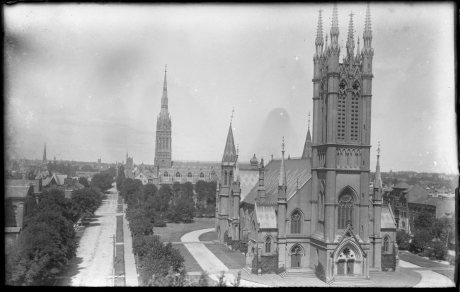 Metropolitan United Church in 1896 | Public Domain / WikiCommons