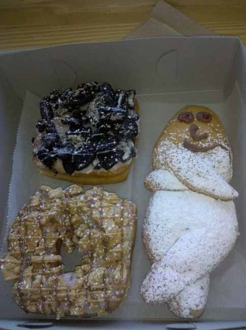 Psycho Donuts © Derek Wolfgram/Flickr