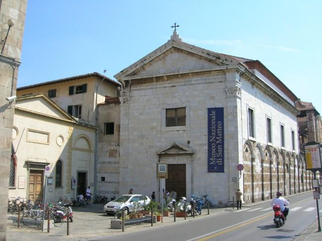 San Matteo National Museum | © Wikimedia