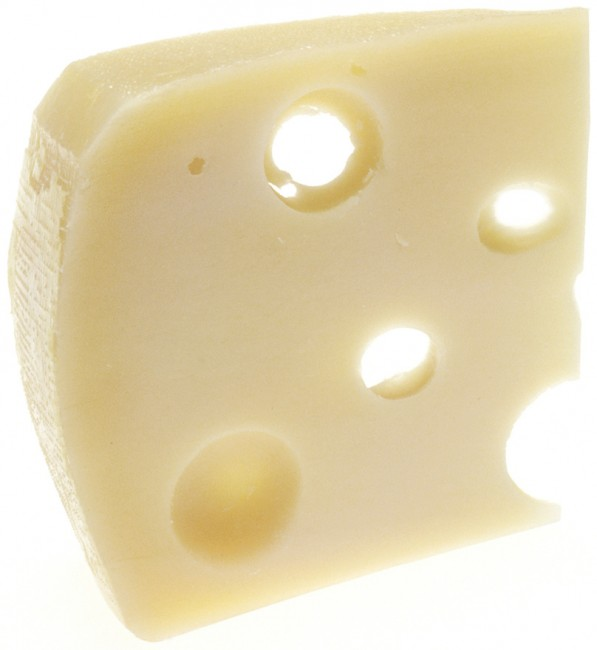 Swiss Cheese © Renee Comet/Wikimedia