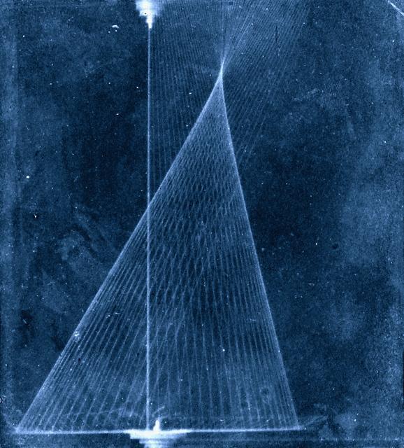 Thomas Ruff born 1958, Zell am Harmersbach, Germany neg◊marey_01 2015 chromogenic print 70 x 60 cm © Thomas Ruff / SODRAC (2016)
