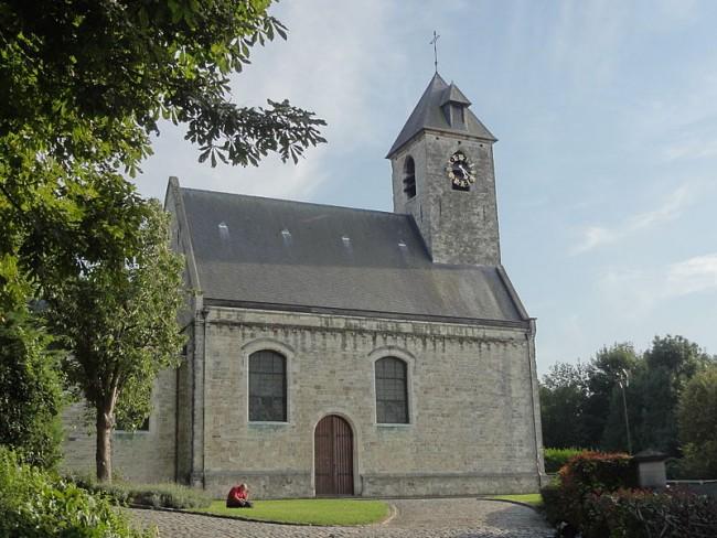 Old Sint-Agatha Church  © Szybcia  WikiCommons