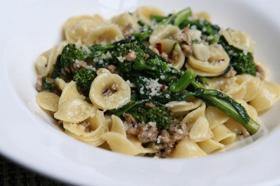 Orecchiette and Broccoli Rabe | © Susan Lucas Hoffman/Flickr