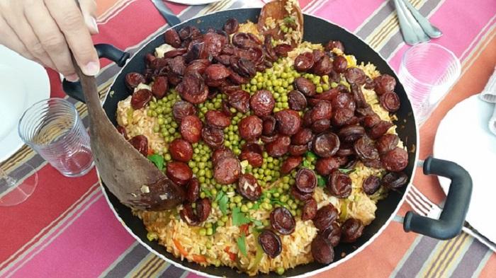 A delicious looking traditional paella   CC0 VeroBM/Pixabay