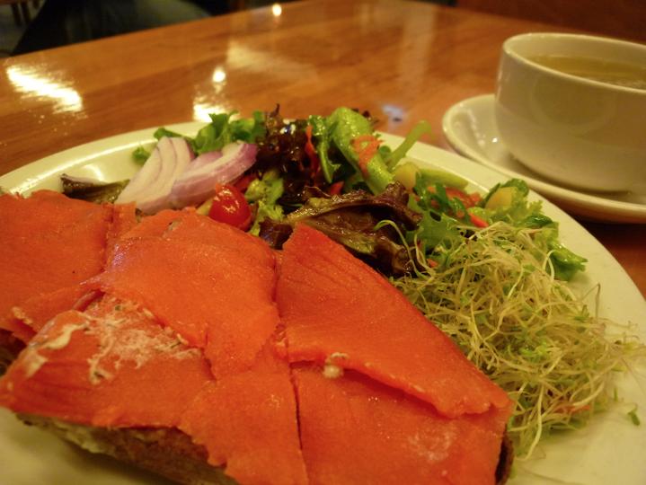 The Plant Cafe Burlingame Menu