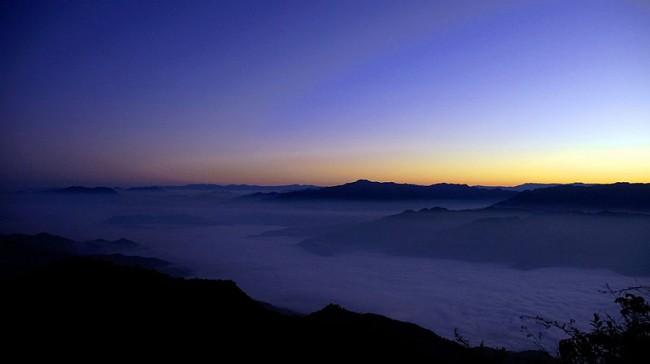 Phawngpui - The Blue Mountain | Photo by Yathin S Krishnappa | Source: Wikimedia Commons