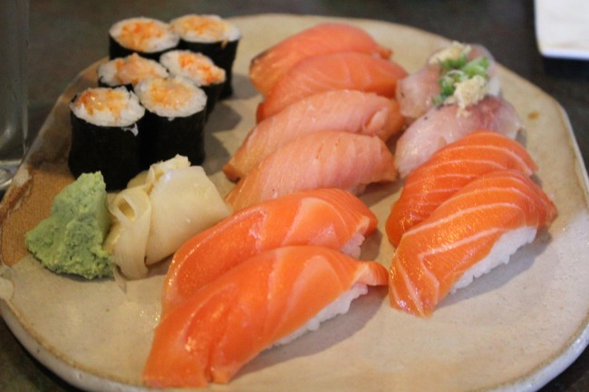 Sushi at Kirala © Quinn Dombrowski/Flickr
