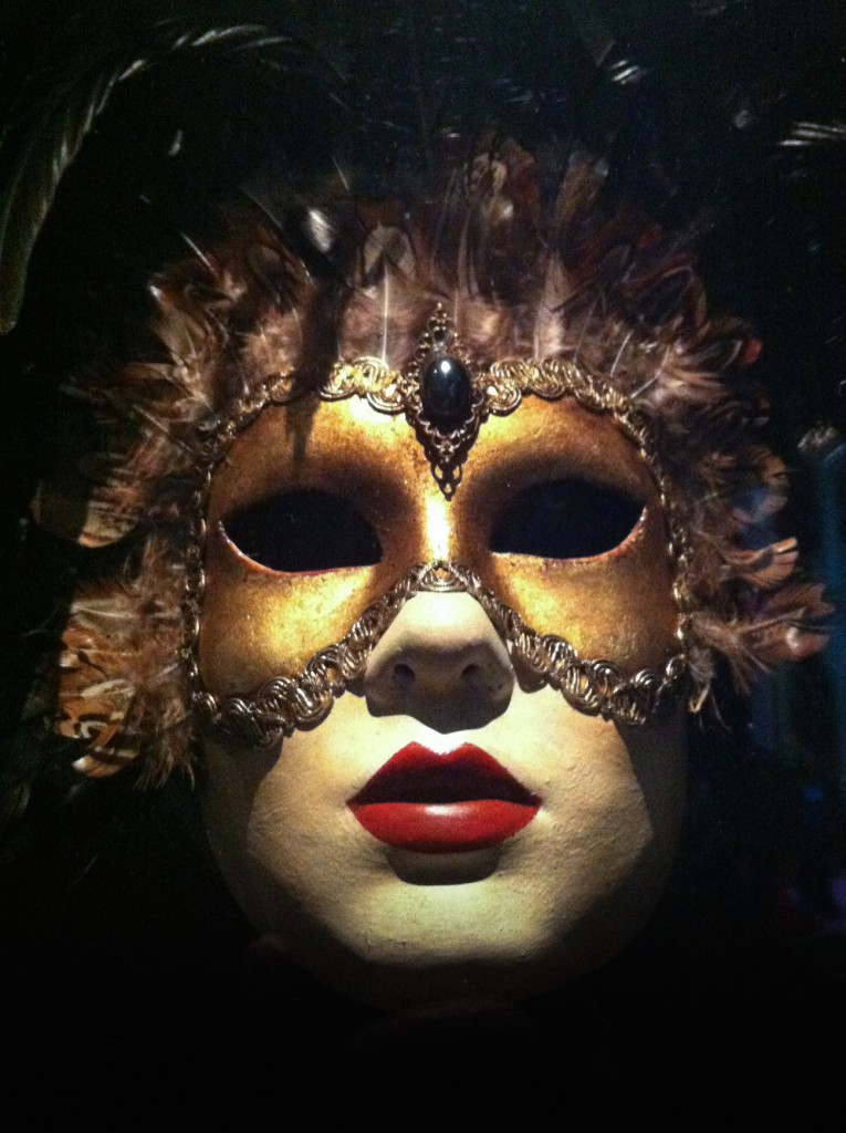 Mask from Eyes Wide Shut © Marcel Oosterwijk/Wikimedia