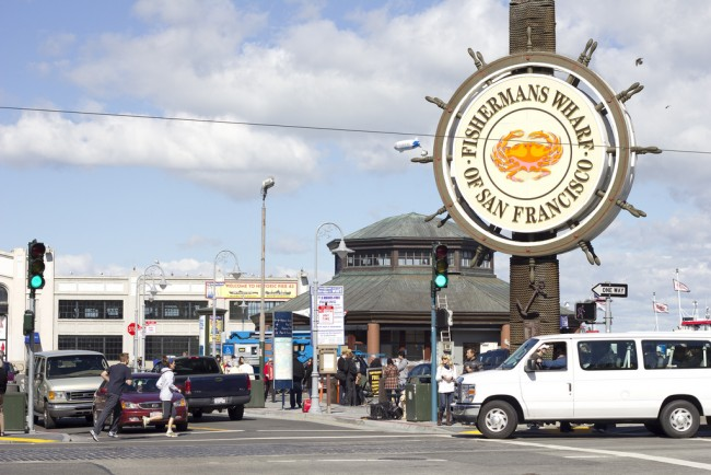 Fisherman's Wharf |© Tim Marshall/Flickr