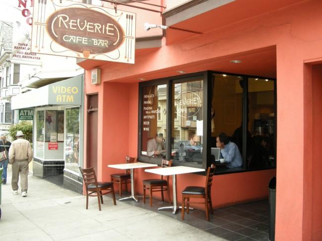 Reverie Café Bar © Jemima Gibbons/Flickr