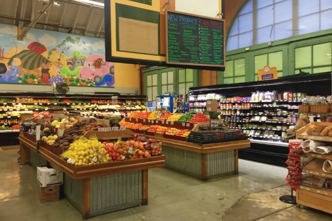 The best bay area grocery stores for sustainable food for 1500 salon alameda