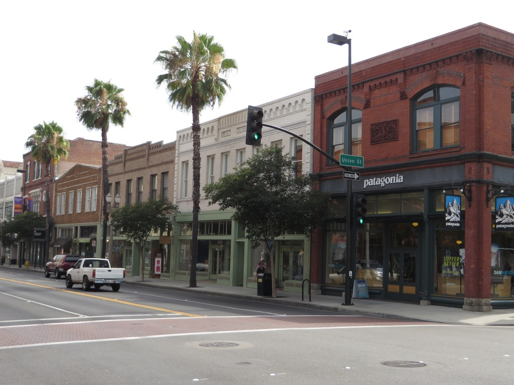 Union Street, Old Pasadena, Pasadena, California © Ken Lund/Flickr