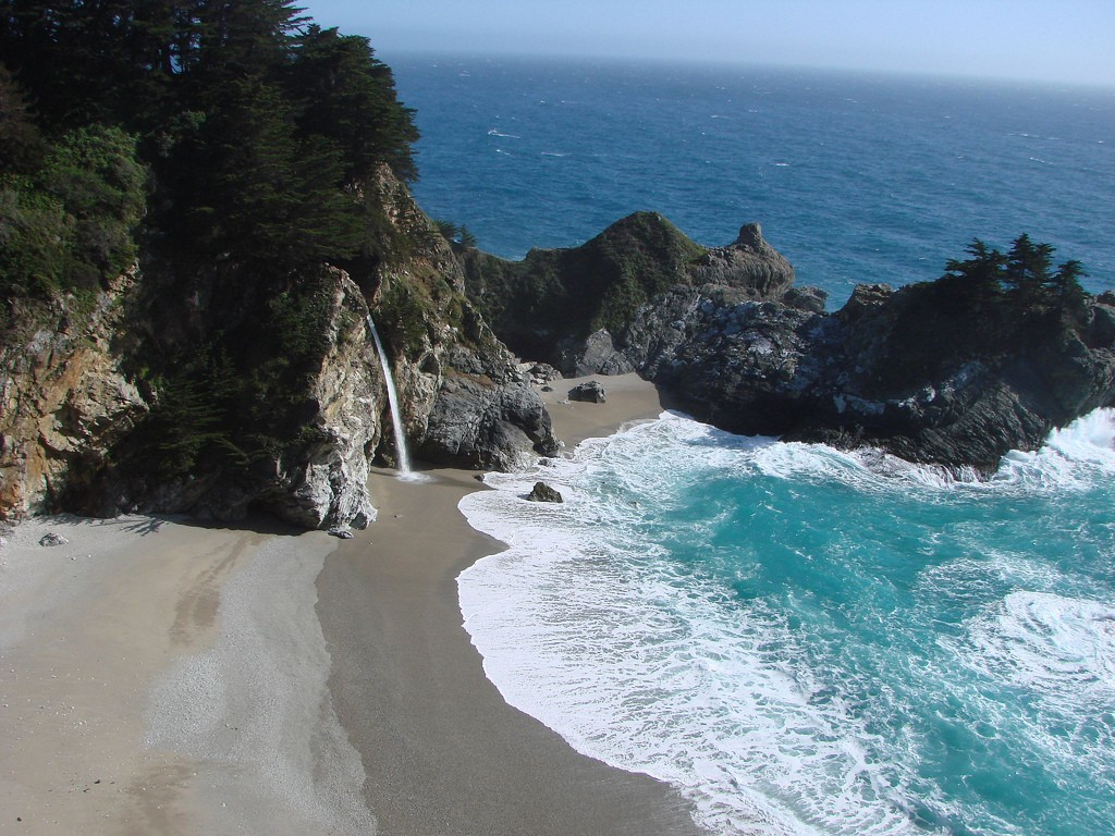 Julia Pfeiffer Burns State Park | © Amy Merideth/Flickr