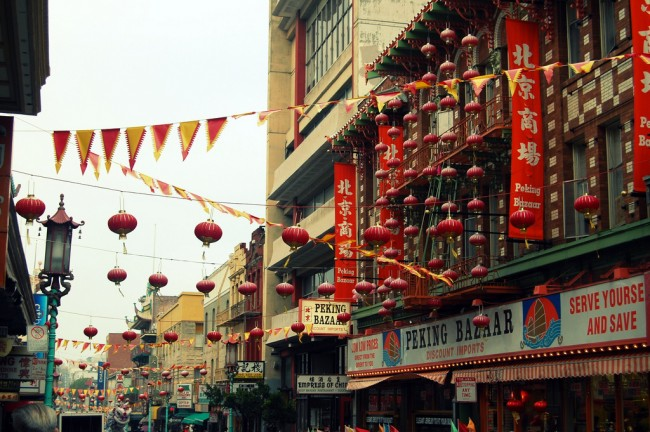 Chinatown | © Shubert Ciencia/Flickr