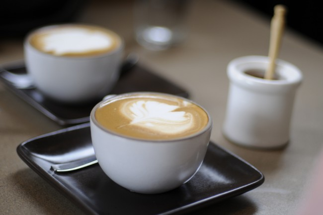 Coffee at Nopa | © Brian Bilek/Flickr