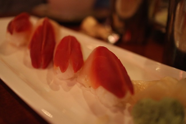 Sashimi at Shimizu Japanese Cuisine © Elsie Hui/Flickr