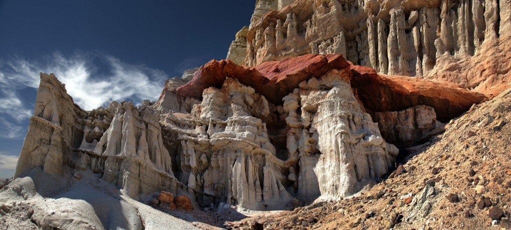 Red Rock Canyon State Park| ©John Fowler/Flickr