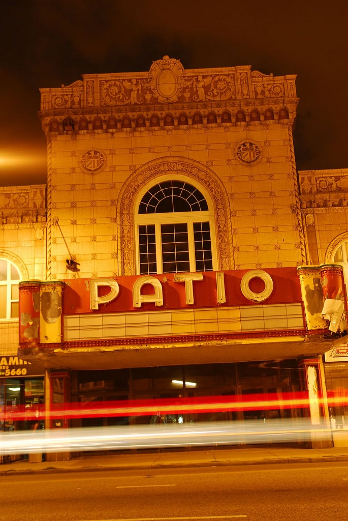 Patio Theater | © Craig Finlay/Flickr