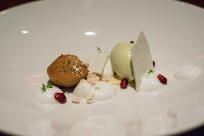 Dessert at Aziza | © Edsel Little/Flickr