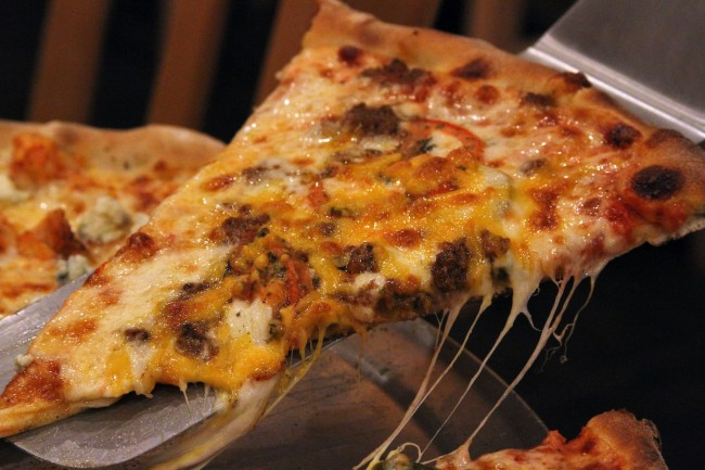New York Style Pizza © Hungry Dudes/Wikipedia