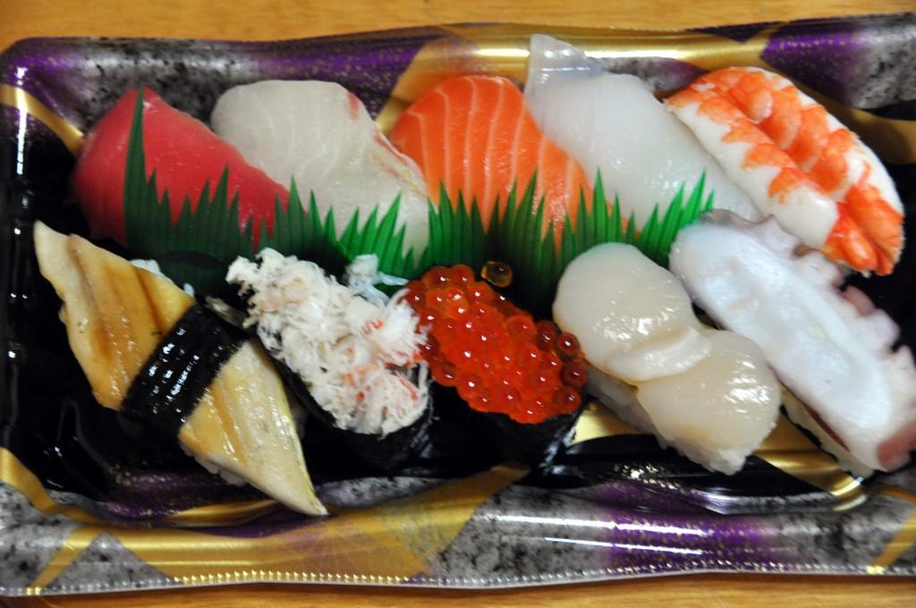 Sushi © cyclonebill/Flickr