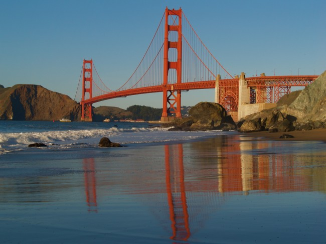 Baker Beach | © Ernest McGray, Jr./Flickr