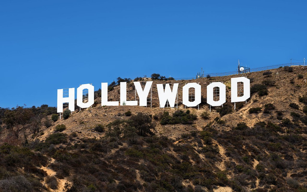 Hollywood Sign © Thomas Wolf/WikiCommons
