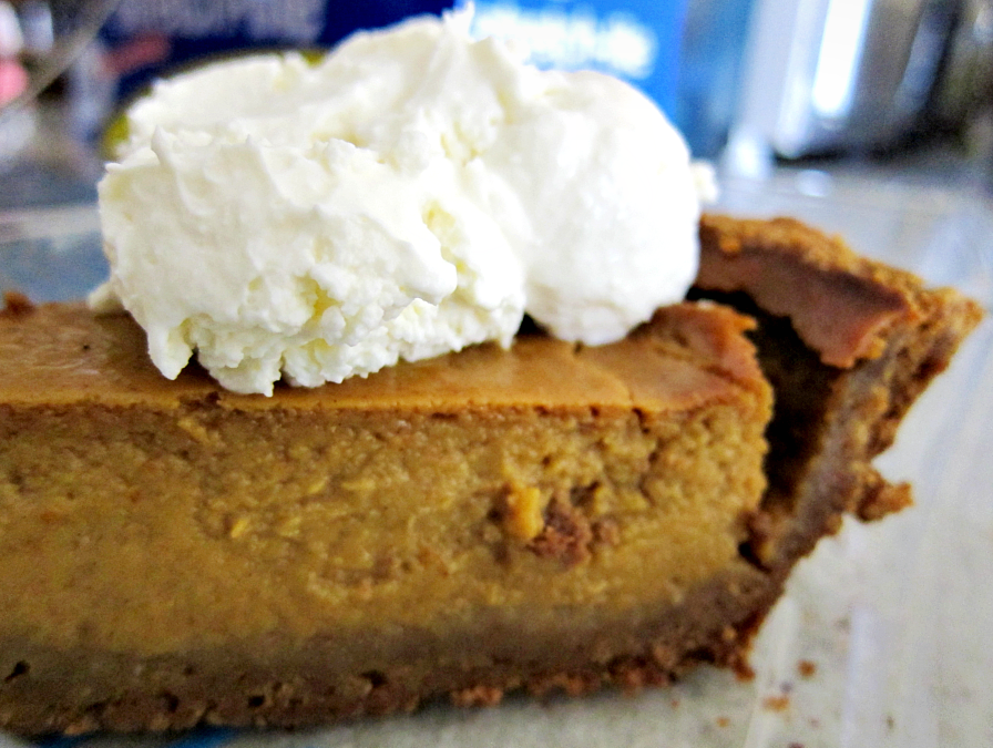 Pumpkin Pie at Urth Caffé © Laine Trees/Flickr