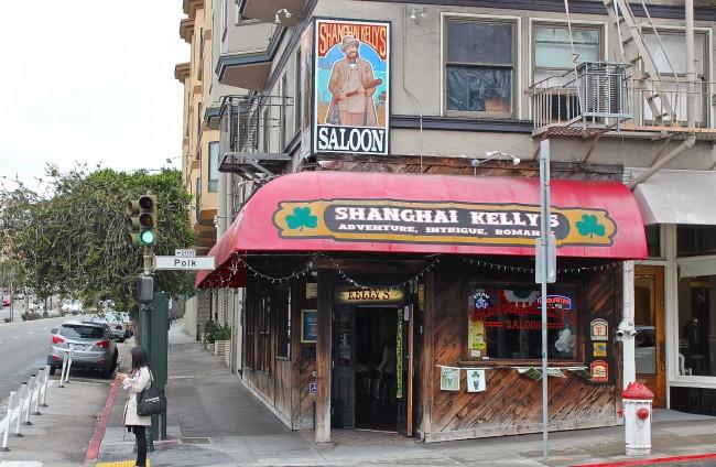 Shanghai Kelly's © Jackie Paisal