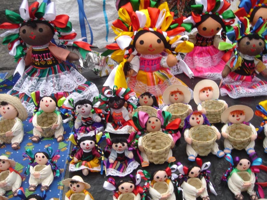 Mexican Dolls © Christopher Jensen/Flickr