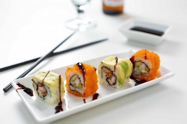 Sushi © EHRENBERG Kommunikation/Wikipedia