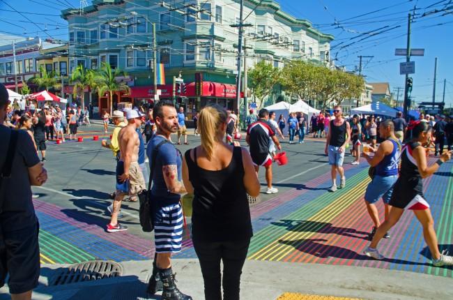 Castro Crosswalk © William Welch/Flickr
