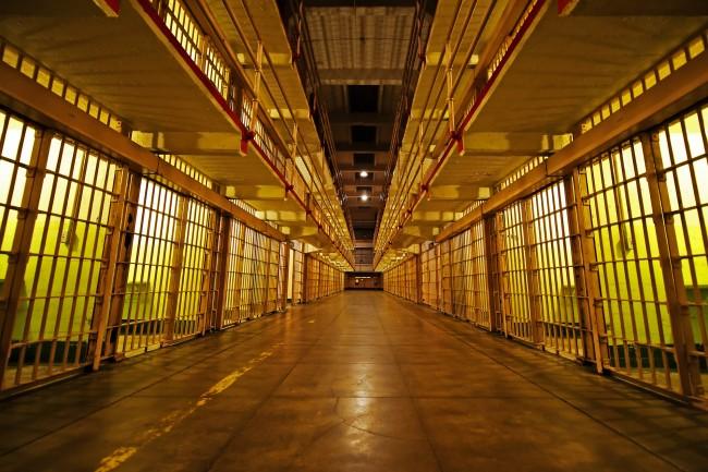 Alcatraz Interior © Dustin Gaffke/Flickr