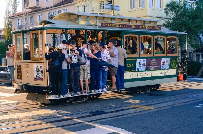 Trolley © Shaun Versey/Flickr