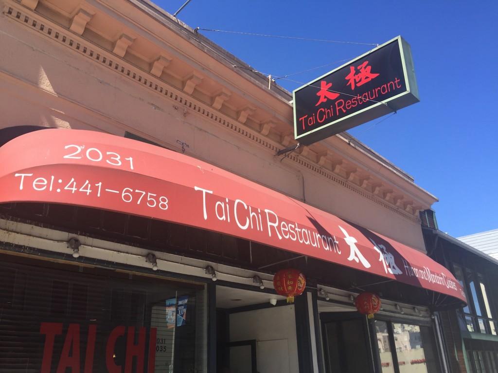Polk. Tai Chi Restaurant